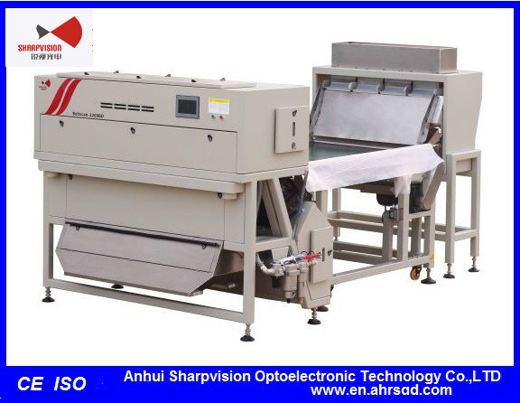 CCD Camera Optical sorter for Industrial use PVC,PP plastics grading machine Beltscan-1200B