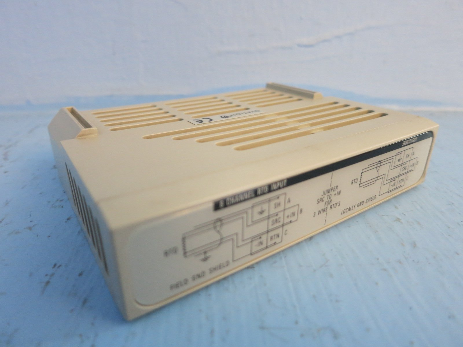 westinghouse  3A99266G01   Ovation Local I/O Transition Panel