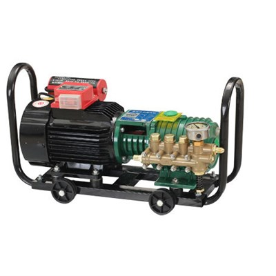 Single Phase Handcart Or Portable Electric CE Approved Cold Water High Pressure Washer