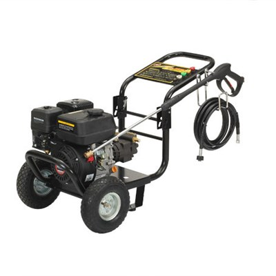 Popular Handcart Gasoline CE Approved Cold Water High Pressure Washer With Axial Pump