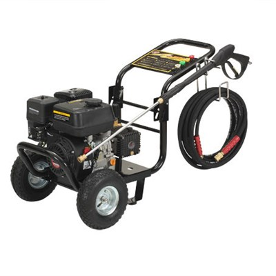 Professional Industrial Handcart Powerful Gasoline CE Approved Cold Water High Pressure Washer With Triplex Pump