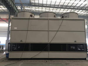 closed circuit cooling tower for power generation