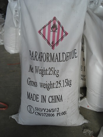 powder paraformaldehyde for resin industry