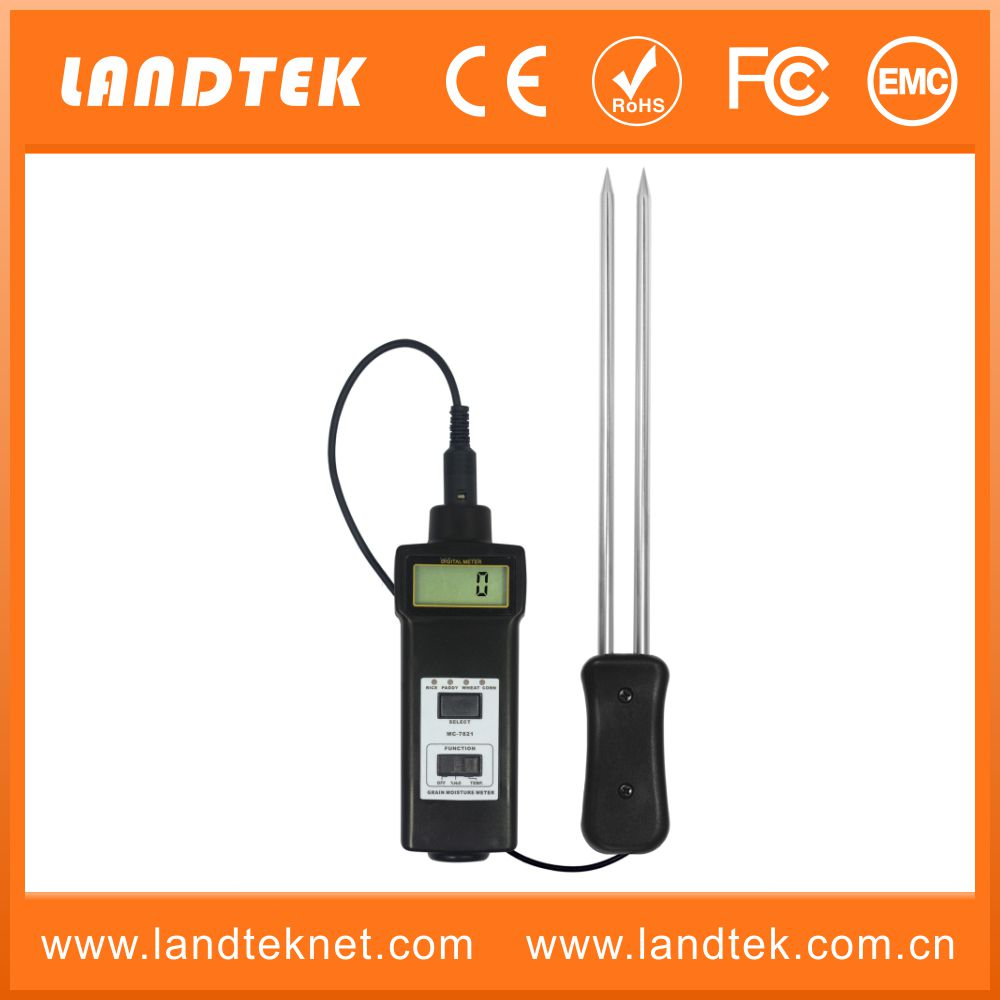 Grain Moisture&Temperatue Meter MC-7821