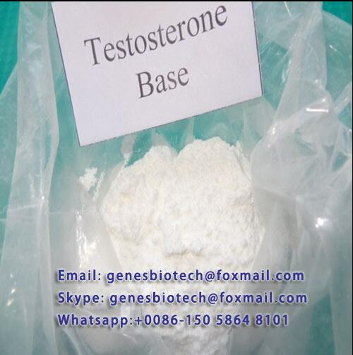 Steroids Factory Testosterone CAS 58-22-0 (genesbiotech@foxmail.com)