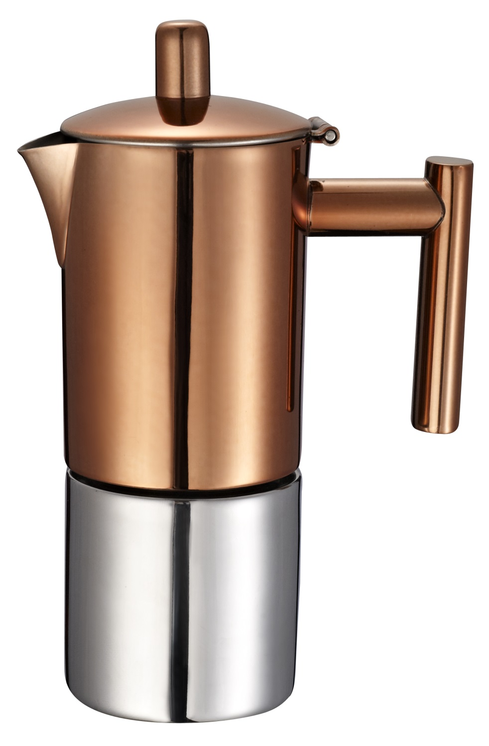 Stainless Steel Stovetop Espresso Maker/coffee maker