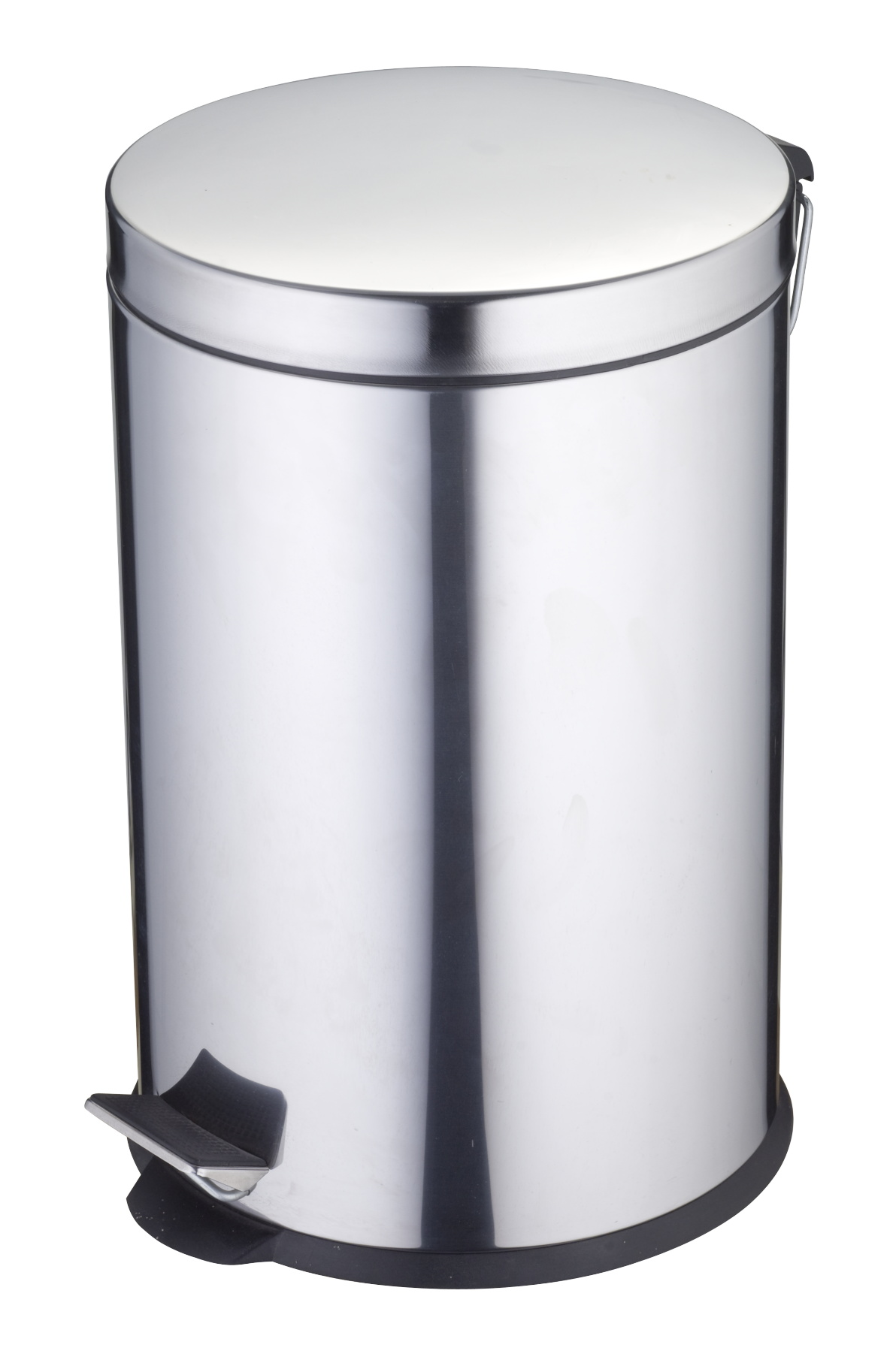 Stainless Steel Pedal/Step Trash Bin/Trash Can/Garbage Can/Garbage Bin(with PP inner bin)