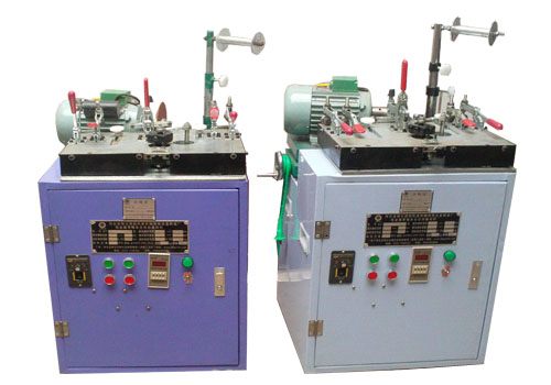 Automatic band saw grinding machine