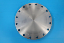 CNC machining ASME blind flange ISO/TuV Certified/supplier