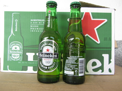 Dutch Heineken Beer 250ml/330ml