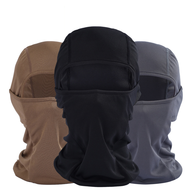 Face Mask Motorcycle Helmets Liner Gear Neck Gaiter Ski Mask Accessories