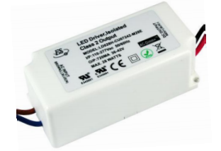 38W Constant Current LED Driver with Electronic Low Voltage(ELV) Dimming