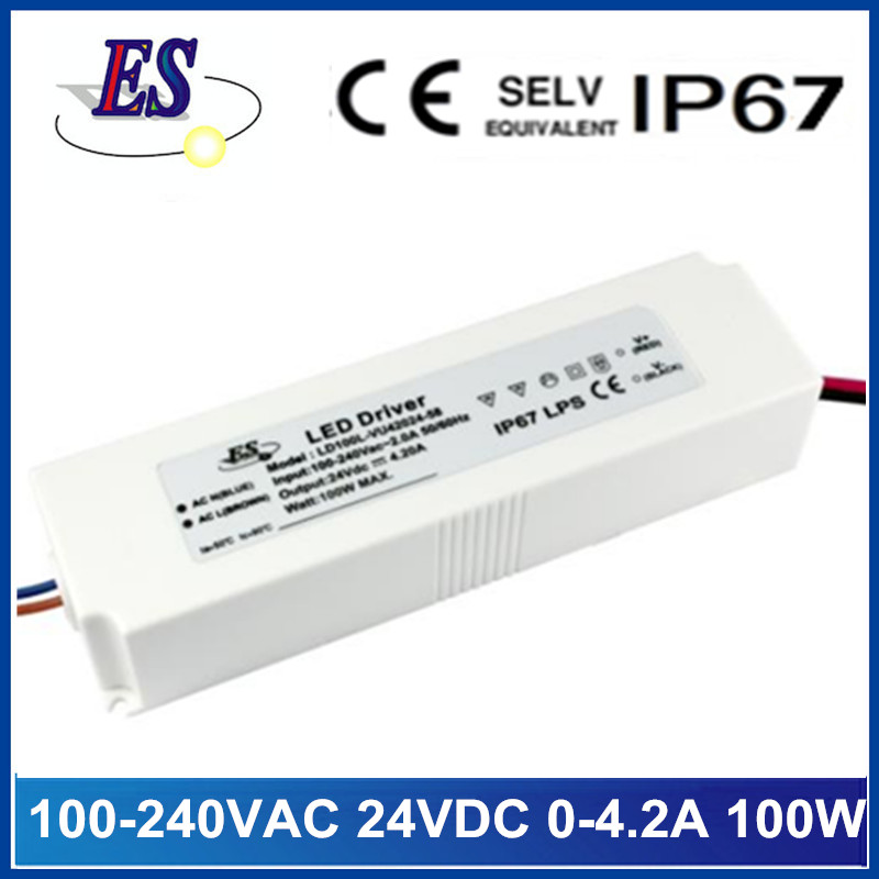 100W Constant Voltage LED Driver Power Supply