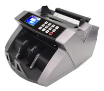 PAINT TFT UV/MG  MONEY COUNTER,BACK LOADING COUNTING MACHINES/LCD COUNTING