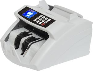 WHITE  TFT UV/MG BILL COUNTER,TFT BANKNOTE COUNTER CURRENCY COUNTING MACHINES