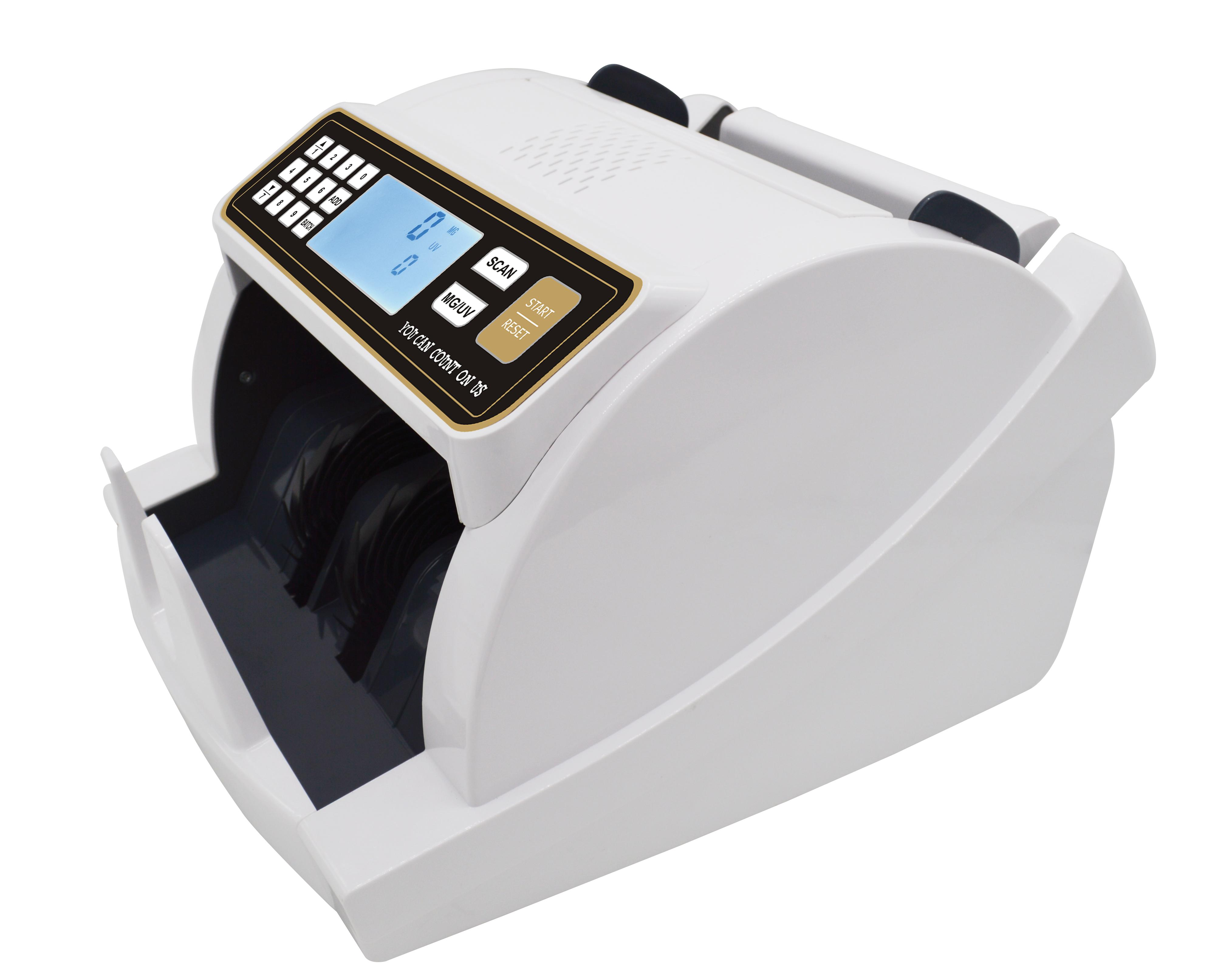 IR SCANNER VALUE COUNTER,UV/MG MONEY COUNTER