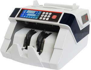 DOUBLE LCD DISPLAY NEW VAUE COUNTING MACHINES/COUNTER