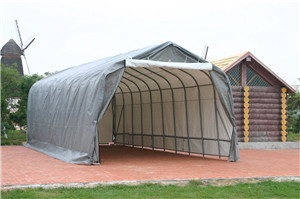 WEATHERFAST RV SHELTER 16'X40'