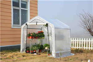 WEATHERFAST PORTABLE GREEN HOUSE 6'X6'