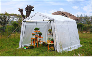 WEATHERFAST PORTABLE GREEN HOUSE 10'X10'