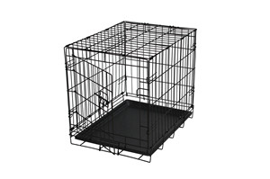 Foladble Metal Wire Dog Cage 30
