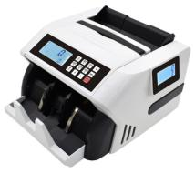 UV/MG MONEY COUNTER,DOUBLE SCREEN  COUNTING MACHINES