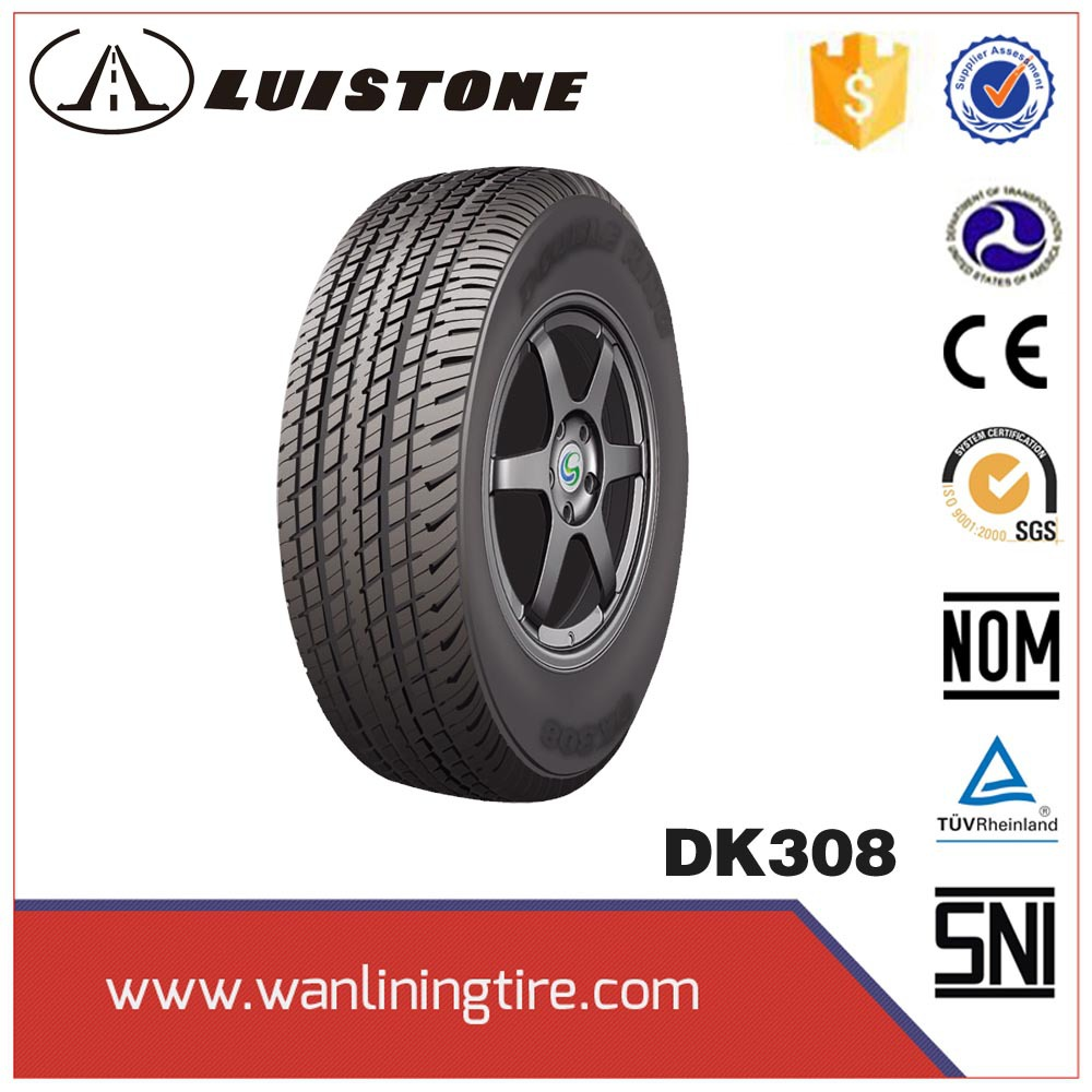 Special export domestic new car tyres mute wear-resisting205/70R14