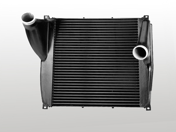 Manufacturer of Aluminum bar and plate Universal turbo intercooler