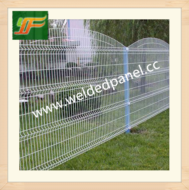 Germany garden double wire 868 and 656 Hot sale metal edging garden fence