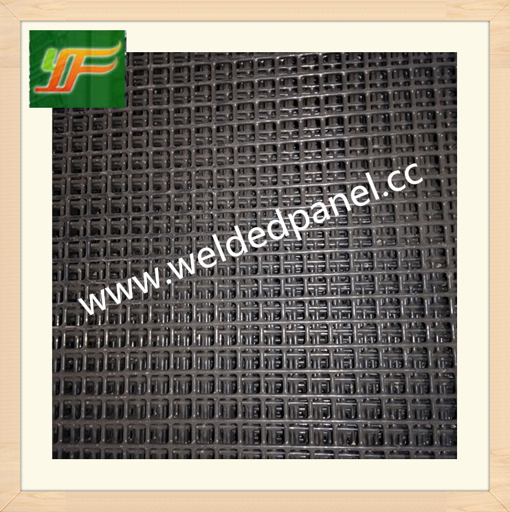 USA marketing best selling 1/2 inch galvanized and pvc coated squre welded  wire mesh panel