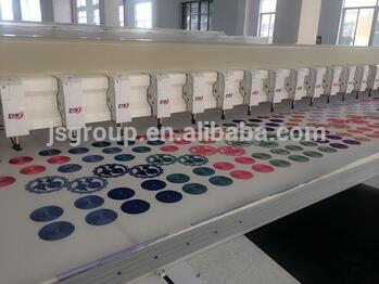 35 Heads 635 Chenille Chainstitch Embroidery Machine With India Selling