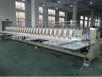 924 24 Heads High Speed Embroidery Machine For Pakistan Sale 1000rpm 1200rpm