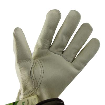 Cow Grain Leather Hand Driving Motorcycle Gloves Leather