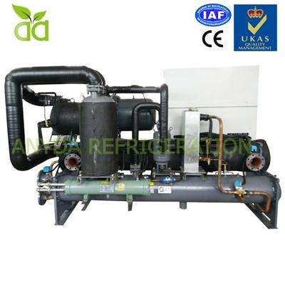 Water Cooled Screw Glycol Cooling System