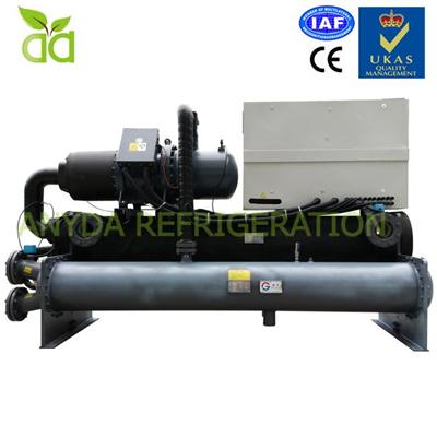 60ton Chilled Water System Screwcompressor Chiller Unit