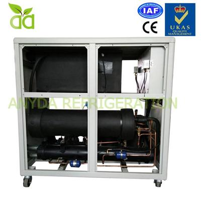 6ton Water Cooled Process Cooling System Refrigeration Scroll Water Chiller