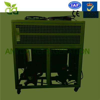 3Ton Small Modular Air Cooled Scroll Water Chiller Unit