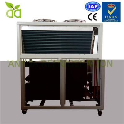 5Ton Industrial Plastic Air Cooled Water Chiller System