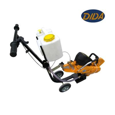 14 Inch Gasoline Powered Cut Off Machine With Push Cart
