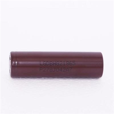 For Chocolate LG HG2 18650 3000mah 3.7v 20A In Rechargeable Hihg Drain Battery