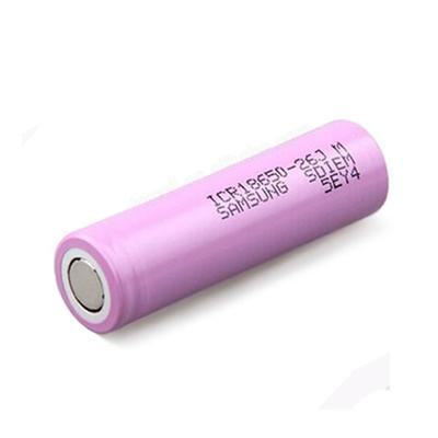 For Samsung 26JM 2600mah 5A Low-drain 3.7v 18650 Battery