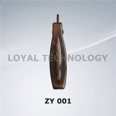 ZY 001 Bronze Colour Steel Casket Handle