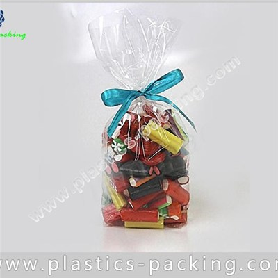 Biscuits OPP Bags Customized OPP Block Bottom Bags 40 Micron OPP Packaging Bags