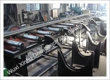 Table Of Standard Performance Of Automatic Straightening Machine