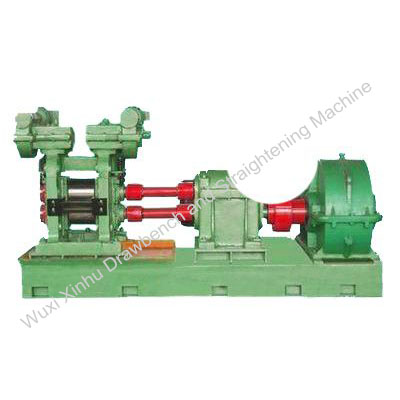 Professional High Precision Double Roll Continuous Rolling Machine