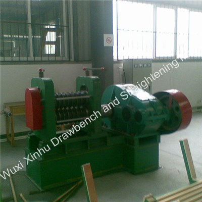Professional High Precision Deformed Steel Bars Pointer/rebar Pointing Machine