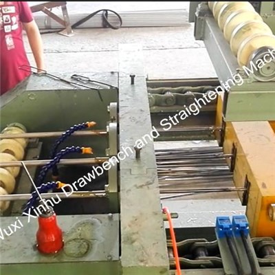 High Precision Seamless Stainless Steel Tube Fine /double Chain Drawbench