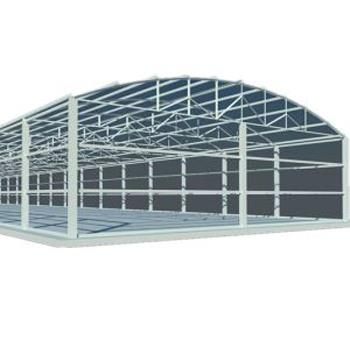 China Commercial Steel Structures Supplier