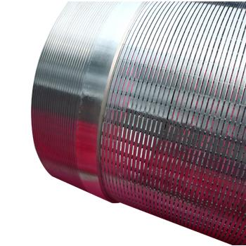 Johnson Screen ,China Wedge Wire ((V Wire) )screen and Filter Tube Manufacturers and Suppliers