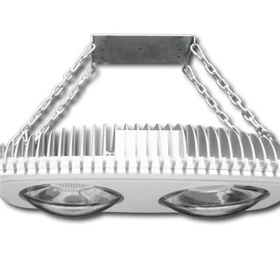 400 Watt High Bay Lights ETL UL Factory Price 120LM/W Canopy Lights LED for Petrol Gastation 5 Year Warranty Highbay Light